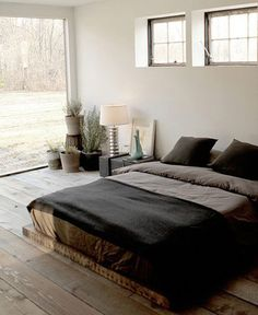 4 Blessed Clever Tips: Minimalist Bedroom Interior Design modern minimalist living room deco. Decor, Room, Home, Home Bedroom, Bedroom Interior, House Styles, House Interior, Bedroom Inspirations, Home Deco
