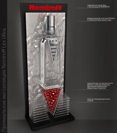 Nemiroff vodka glorifier