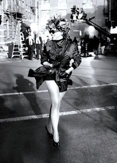 Tina Turner (by Peter Lindbergh)