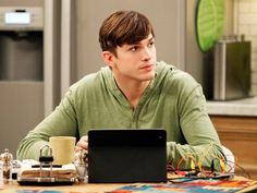 Count Charlie Sheen among those who aren't fans of Ashton Kutcher on Two and a Half Men. The former star of the CBS sitcom slammed his. Two Half Men, Two And A Half, Half Man, Ashton Kutcher, Men Tv, Neil Diamond, Charlie Sheen, Tv Guide, Men Online