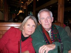 Darcy and I on our 45th wedding anniversary December 2011.