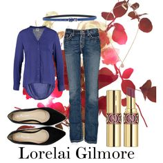 """""""2 X 15 Lost and Found - Lorelai 3 - Gilmore Girls"""" by faedissey on Polyvore"""