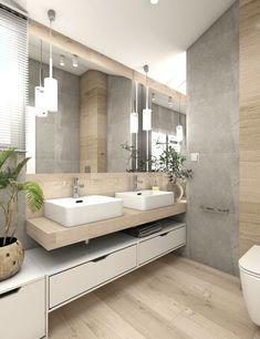 Bathroom Design Luxury, Modern Bathroom Design, Upstairs Bathrooms, Small Bathroom, Marble House, Grey Kitchen Designs, Bathroom Design Inspiration, Luxury Kitchens, Bathroom Furniture