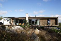 Jacobson/Jansson, Rönninge Maine House, Loft, House Styles, Plants, Home Decor, Architects, Future, Interior, Architecture