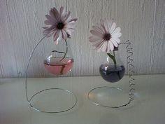 Ideas para reciclar focos :D!!