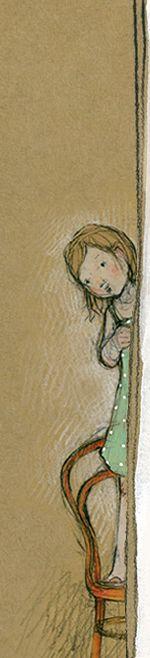Freya Blackwood...Illustrator of The Cleo Stories I Website: About page I shortlist 2015