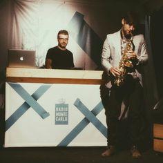 #miff #radiomontecarlo #milano #2015 #dadofunkypoetz w/ #aloxsax