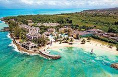 Jewel Paradise Cove resort in Runaway Bay, Jamaica #allinclusive
