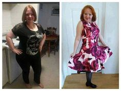 Wow check out Tammy's latest update. Photo on right was her birthday this year using SF the past year! 70lbs down!!! Doesn't she look amazing? That's why I not only take it too but love sharing with you all what works!  Are you ready? Let's go! www.mrsmcgraw.sbc90.com