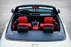 BMW E93 Red Concept