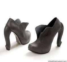 Elephant Kobi Levi  Shoe inspired by the Elephant.
