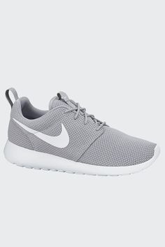 Nike, Roshe Run - wolf grey/white http://www.goodasgold.co.nz/collections/nike