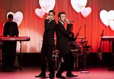 Love a Blaine and Kurt Glee duet