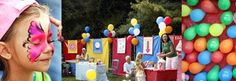 Top 10 Carnival Theme Party Games for your kids backyard carnival birthday party