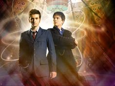 9th and 10th Doctors' companion, Captain Jack Harkness portrayed by John Barrowman.