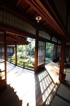 Kennin-ji Temple's garden