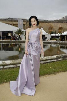 Dita Von Teese style file gallery - Vogue Australia#top#top