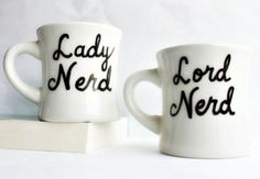 Im getting these for me and my wife when ever I get married. Haha -chriswelch
