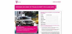 VW Tiguan gewinnen