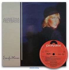 """Agnetha's album """"Eyes Of A Woman"""" entered the charts in the Netherlands today in 1985 where it reached number 15... #Abba #Agnetha #Vinyl http://abbafansblog.blogspot.co.uk/2017/03/30th-march-1985.html"""