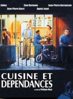 Affiche Cuisine et Dépendances