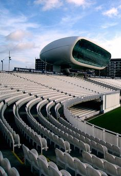 Media Centre, Lord's Cricket Ground - Future Systems