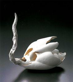 Kyoko Hori, 'For Water of Waiting Originate Day,' 1997, semi-porcelain by International Arts & Artists, via Flickr