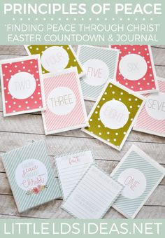 Easter Ideas Prince of Peace