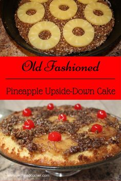 This old fashioned recipe is a timeless classic.  Such a down home comforting recipe.