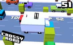 Crossy road face plant!!!!!! #