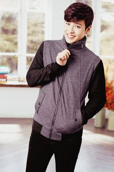 Kang Ha Neul for CHASECULT