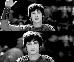 Logan Lerman. Percy Jackson Otherwise none as the definition of: sexy beast