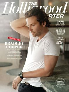 Bradly Cooper The Serious Evolution of a Leading Man. The Hollywood Reporter September 2012