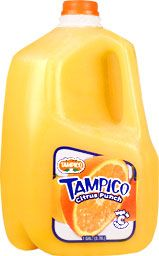 Tampico... heaven in liquid form.