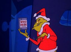 Who Hash!!! <3 The Grinch