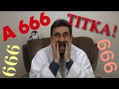 A hatszázhatvanhat / 666 TITKA! Youtube, Fictional Characters, Fantasy Characters, Youtubers, Youtube Movies