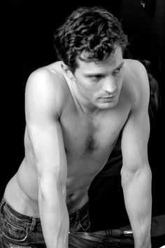 Oh so dominate Christian Grey here. Sexy and in control. Love Jamie Dornan in this role. He embraced it and really did the Christian Grey we all fell in love with justice! 50 Shades of Christian and Ana Mr Grey, Jamie Dornan, Shades Of Grey Movie, Fifty Shades Darker, Sam Taylor Johnson, Dakota Johnson, Christian Grey, Fifty Shades Trilogy, Raining Men