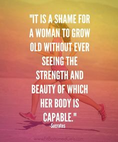 We love us some good health and fitness quotes. And these fitness quotes -- made into pretty memes -- are our favorites!