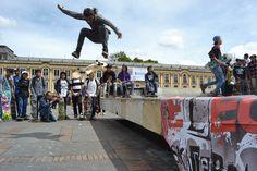 Encuentro Skate Bogotá Colombia