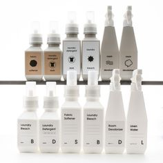 秩序感包裝設計,忍不住一再使用的生活瓶瓶罐罐 » ㄇㄞˋ點子
