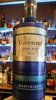 Rhum Clément Canne bleue 2014