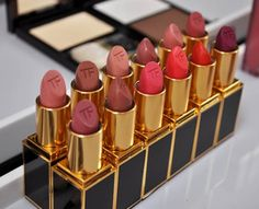 Tom Ford Lipstick Collection | Tom Ford Beauty Collection First Look and What to Expect |