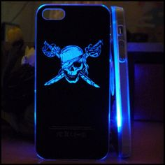 My #LED Flash #Pirate Case for iPhone 5/5s - Fashion9shop.com