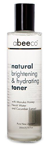 Abeeco Pure New Zealand Natural Brightening and Hydrating Toner * Read more reviews of the product by visiting the link on the image.