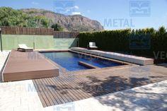 Cubiertas Planas para piscina Vega Slide