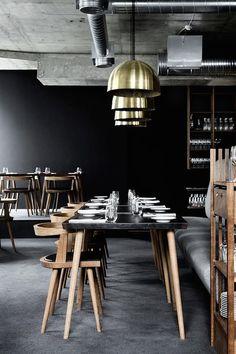 TRAVEL | Lysverket restaurant X Københavns Møbelsnedkeri | Vosgesparis | Bloglovin'
