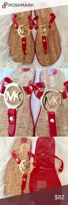 ✨ Michael Kors ✨ ✨Brand new!!! Size 6 and size 8 ✨✨ Michael Kors Shoes Sandals