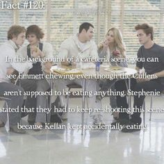 Twilight facts #120