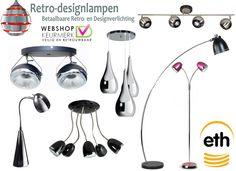 ETH Retro en Designlampen