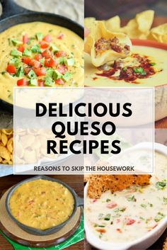 Queso Recipes that a